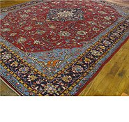 Link to 10' 3 x 13' 3 Sarough Persian Rug