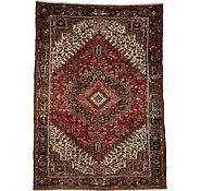 Link to 8' 4 x 11' 7 Heriz Persian Rug