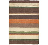 Link to 2' x 2' 11 Reproduction Gabbeh Rug