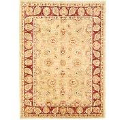 Link to 7' 5 x 10' Peshawar Ziegler Oriental Rug