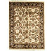 Link to 9' 1 x 12' 3 Jaipur Agra Oriental Rug