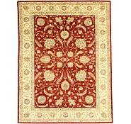 Link to 8' 11 x 11' 8 Peshawar Ziegler Oriental Rug