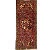 Link to 4' 2 x 9' 8 Hossainabad Persian Runner Rug