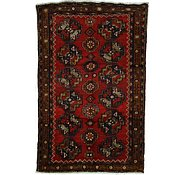 Link to 6' 3 x 9' 9 Ghoochan Persian Rug
