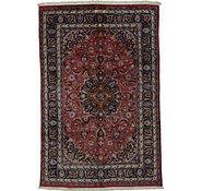 Link to 6' 5 x 9' 8 Mashad Persian Rug