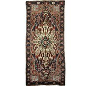 Link to 4' 4 x 9' 4 Shiraz Persian Rug