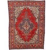 Link to 9' 5 x 12' 7 Tabriz Persian Rug