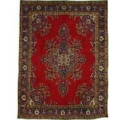 Link to 9' 10 x 12' 11 Tabriz Persian Rug
