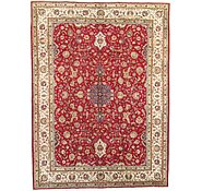 Link to 9' 8 x 13' Tabriz Persian Rug