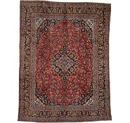 Link to 9' 2 x 12' 3 Mashad Persian Rug