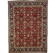 Link to 9' 7 x 12' 11 Tabriz Persian Rug