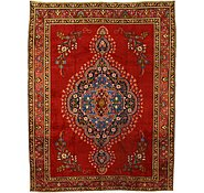 Link to 9' 11 x 12' 9 Tabriz Persian Rug