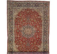 Link to 9' 6 x 13' 11 Isfahan Persian Rug