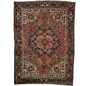 Link to 8' 4 x 11' 4 Heriz Persian Rug