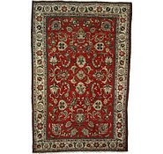 Link to 8' 3 x 12' 7 Tabriz Persian Rug