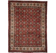 Link to 9' 2 x 12' 3 Meshkabad Persian Rug