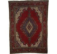 Link to 8' 11 x 12' 3 Tabriz Persian Rug