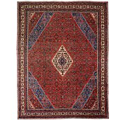 Link to 10' 6 x 13' 5 Hossainabad Persian Rug