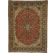 Link to 9' 10 x 13' 1 Kerman Persian Rug