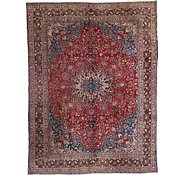Link to 9' 6 x 12' 7 Mashad Persian Rug