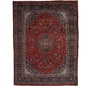 Link to 9' 11 x 12' 10 Kashmar Persian Rug