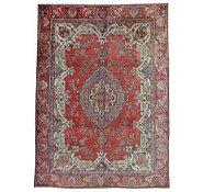 Link to 8' 11 x 12' 2 Tabriz Persian Rug