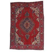 Link to 9' x 12' 7 Tabriz Persian Rug