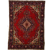 Link to 8' 11 x 12' 7 Tabriz Persian Rug