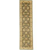 Link to 2' 7 x 9' 10 Peshawar Ziegler Oriental Runner Rug