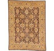Link to 7' 10 x 10' 5 Peshawar Ziegler Oriental Rug