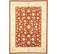 Link to 10' 1 x 13' 10 Peshawar Ziegler Oriental Rug