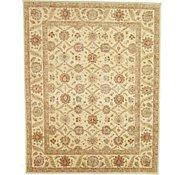 Link to 7' 10 x 9' 10 Peshawar Ziegler Oriental Rug