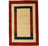 Link to 3' 11 x 5' 11 Kashkuli Gabbeh Persian Rug