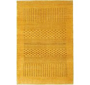 Link to 4' 7 x 6' 10 Kashkuli Gabbeh Persian Rug