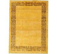 Link to 4' 6 x 6' 2 Kashkuli Gabbeh Persian Rug