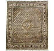 Link to 8' 3 x 9' 7 Tabriz Oriental Rug