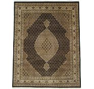 Link to 8' 2 x 10' 6 Tabriz Oriental Rug