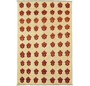 Link to 5' 11 x 8' 11 Floral Modern Ziegler Oriental Rug