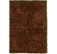 Link to 5' 4 x 7' 5 Solid Shag Rug