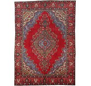 Link to 9' 1 x 12' 7 Tabriz Persian Rug
