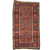 Link to 4' 11 x 8' 8 Ghoochan Persian Rug