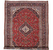 Link to 9' 10 x 12' 11 Kashan Persian Rug