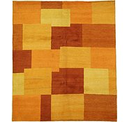 Link to 8' 5 x 9' 8 Indo Gabbeh Rug