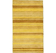 Link to 3' x 5' 1 Indo Gabbeh Rug