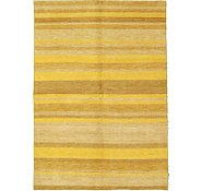 Link to 5' 6 x 7' 9 Indo Gabbeh Rug