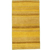 Link to 3' 1 x 5' 4 Indo Gabbeh Rug
