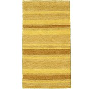 Link to 2' 11 x 5' 3 Indo Gabbeh Rug