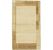 Link to 2' 11 x 5' Indo Gabbeh Rug