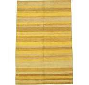 Link to 6' 9 x 9' 10 Indo Gabbeh Rug