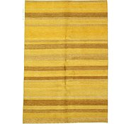 Link to 6' 9 x 9' 8 Indo Gabbeh Rug